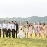 Burlap & Wildflower Gourmet Shed Wedding by Kim Tracey & Rensche Mari {Rene & Tiaan}
