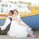 Bright & Playful Paternoster Wedding by Justin Davis Photography {Sarah & Gareth}