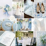Inspiration Board: Wedgwood & Wildflower