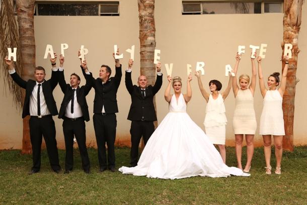 Zimbabwe Wedding Dresses