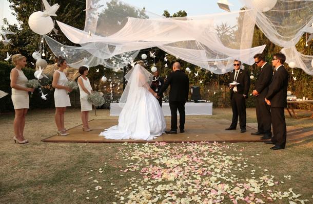 Handmade backyard zimbabwe wedding by nicole du preez karleyne hd junglespirit Images