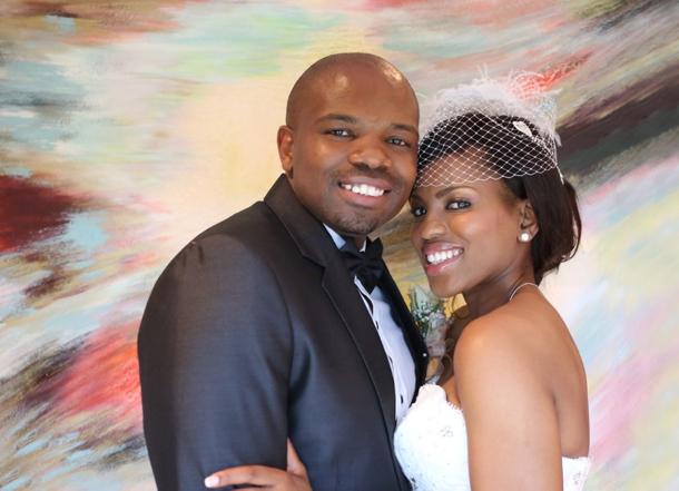 Pretty Peach Amp Traditional Zulu Weddings By Vita Bella