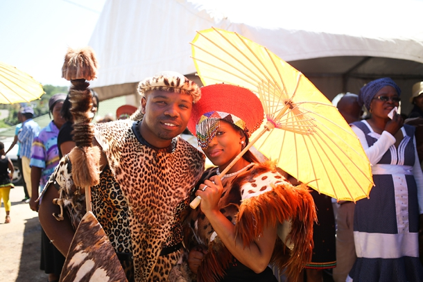 South African Xhosa traditional wedding attire for 2020