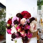 Merry & Bright Garden Wedding by Michelle Photography {Britt & Andre}