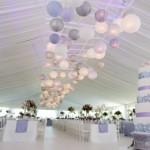 Elegant Periwinkle Kurland Hotel Wedding by Monica Dart {Tembakazi & Mateli}
