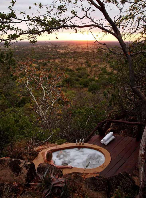 World has cottoned on to the bathtub fetish and now many honeymoon worthy properties offer either sumptuous bathrooms or even better tubs with a view