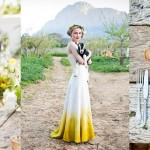 African Geometric Styled Shoot by Yolande Snyders & Yellow Papaya