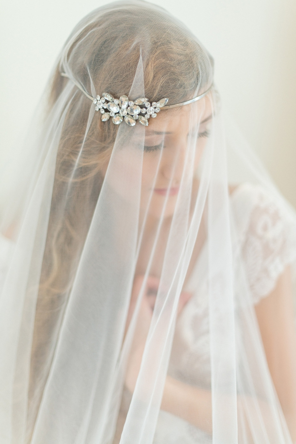 Different Types Of Wedding Veil Southbound Bride