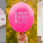 20 Creative Save the Date Ideas