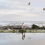 Sea Point Blues Engagement Shoot by Danieka Erasmus