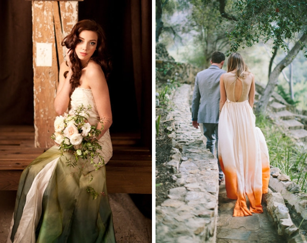 Image Result For Wedding Dresses With Blue Accents