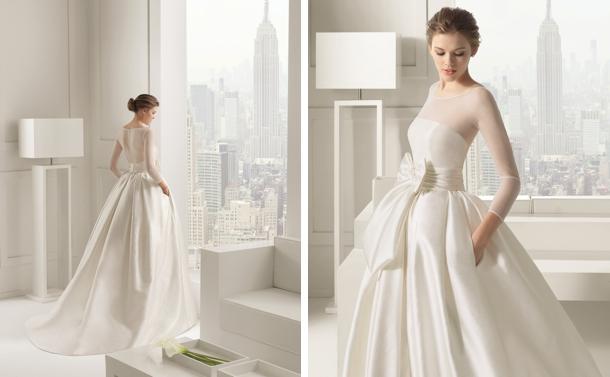 016 Southboundbride Rosa Clara 2015 Wedding Dresses
