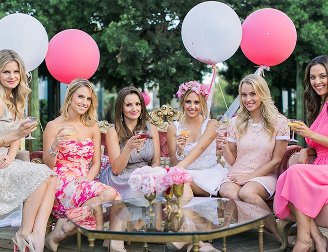 15 Free Printables for Hen Nights & Bridal Showers
