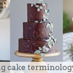 A SouthBound Guide to Wedding Cake Terminology
