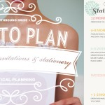 Wedding Invitations & Stationery Timeline