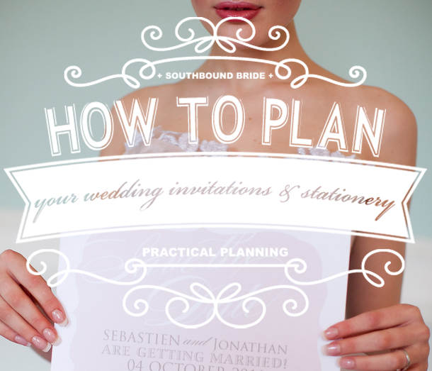 Wedding Invitation Timeline: Wedding Invitations & Stationery Timeline