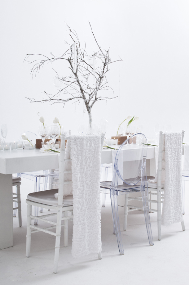 contemporary winter styled shoot by topshelf weddings amp events