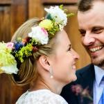 Intimate Boho Bright Garden Wedding by Riekert Cloete {Lise & Gary}