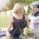 A Touch of Provence Engagement Shoot by Andre Sonnekus Photography & Eco-Chic Weddings