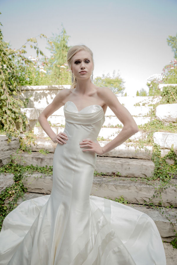 Sarah Houston 2015 Wedding Dress Collection