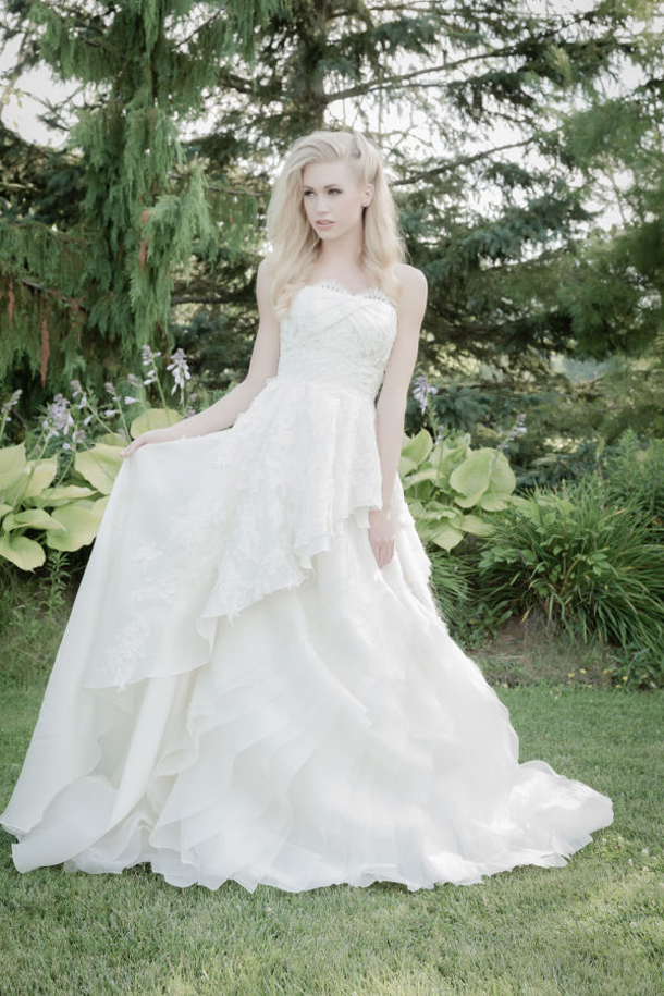 Sarah houston 2015 wedding dress collection for Wedding dresses stores in houston