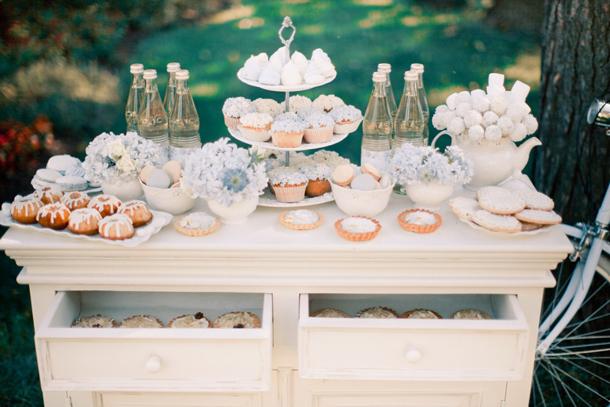 Fresh Dessert Table Inspiration Southbound Bride