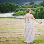 Ruffles & Romance Môreson Wedding by Lauren Kriedemann {Claire & James}