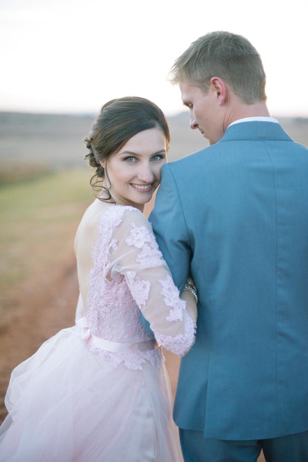 Pastel Blush Wedding By Laura Jansen