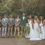 Gypsy Boho Forest Wedding by Summertown Pictures {Kerry & Jeremy}