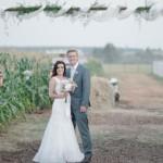 Field of Dreams Farm Wedding by Laura Jansen Photography {Lisa & Rayno}