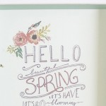 Spring Printable by Mocholoco
