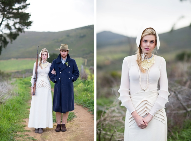 Voortrekker Frontiers Styled Shoot Southbound Bride