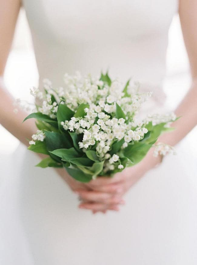 lily of the valley flower meaning