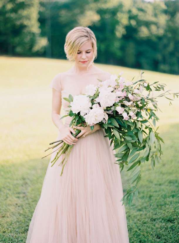 20 Pink & Blush Wedding Dresses   SouthBound Bride