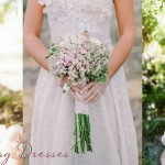 Pink & Blush Wedding Dresses