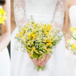 25 Yellow Wedding Bouquets