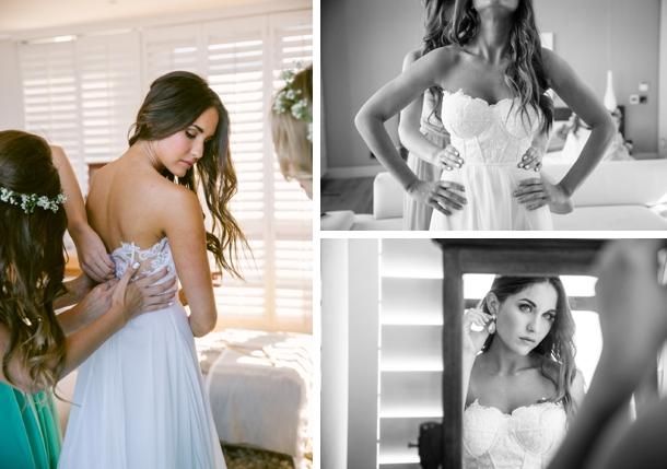 Julia Ferrandi Wedding Dress | Credit: Lad & Lass