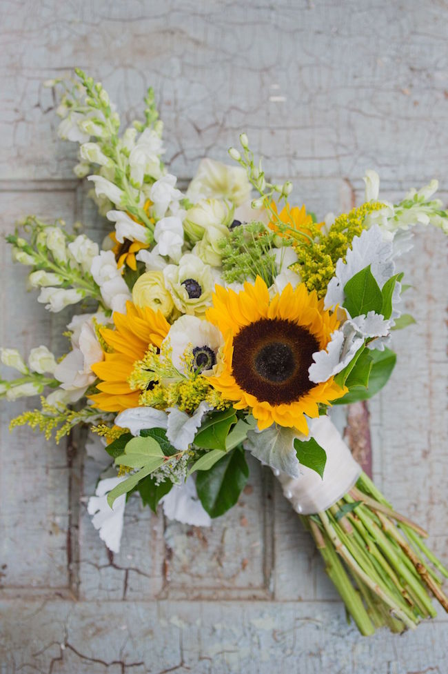 sunflower flower meaning