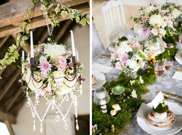 Floral Chandelier | Credit: Anneli Marinovich (14)