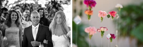 Hanging Carnations | Credit: Lad & Lass