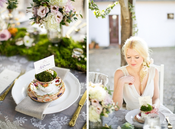 Whimsical Woodland Wedding Inspiration | Credit: Anneli Marinovich (12)