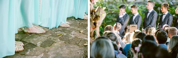 Bridesmaids Gladiator Sandals | Credit: Lad & Lass