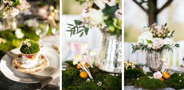Whimsical Woodland Wedding Inspiration | Credit: Anneli Marinovich (8)