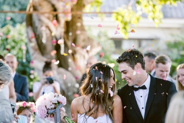 Petal Confetti | Credit: Lad & Lass