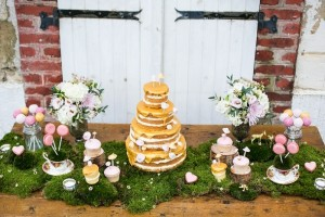 Whimsical Woodland Wedding Inspiration | Credit: Anneli Marinovich (7)