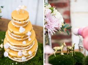 Whimsical Woodland Wedding Inspiration | Credit: Anneli Marinovich (5)