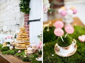 Whimsical Woodland Wedding Inspiration | Credit: Anneli Marinovich (3)