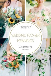 wedding flower meanings
