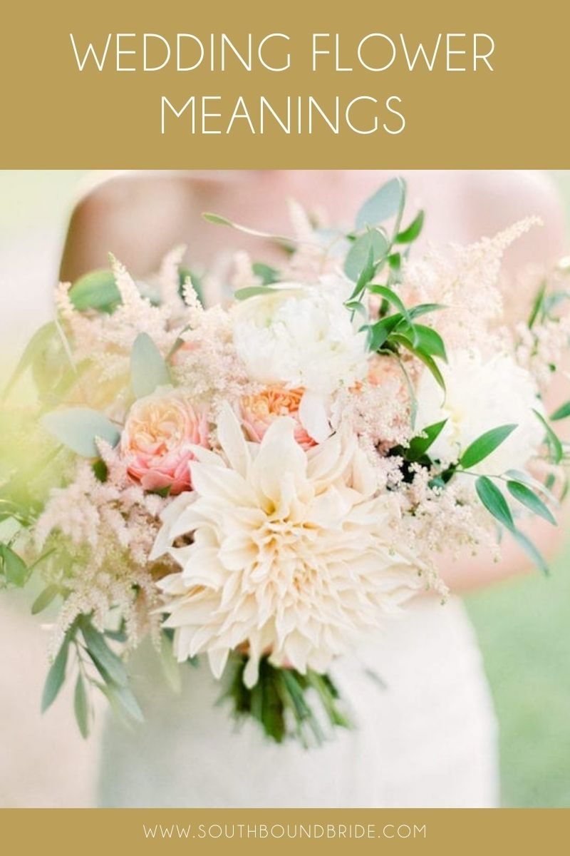 Wedding Flower Meanings Guide | SouthBound Bride