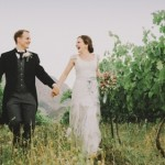 Luminous Vineyard Wedding at Avondale Estate by Charlene Schreuder {Julie & Charles}